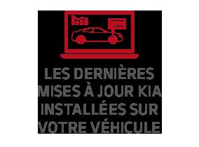 Les dernières mise à jour Kia installées sur votre véhicules